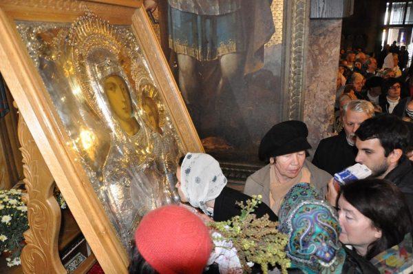 Rugăciune pentru insanatosire grabnica si ajutătoare în vreme de necaz către icoana Maicii Domnului Prodromița