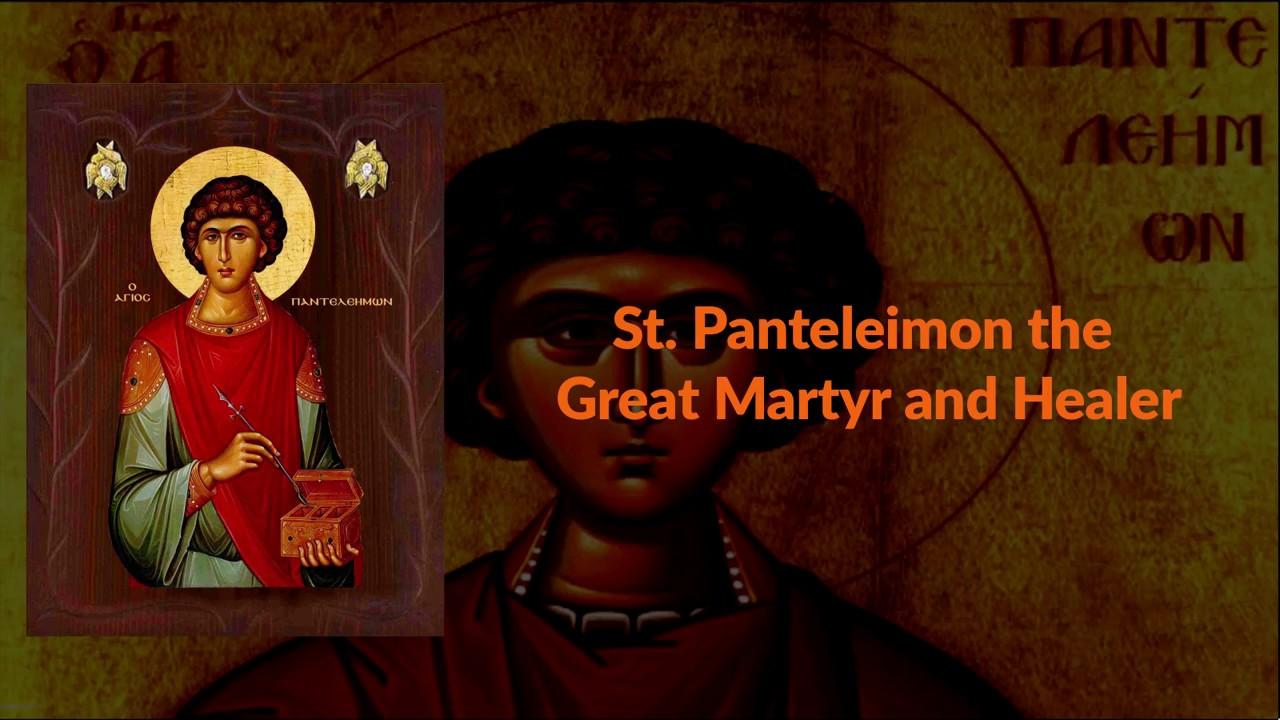 Rugaciune catre Sfantul Pantelimon, vindecatorul de boli grave si aducatorul de sanatate