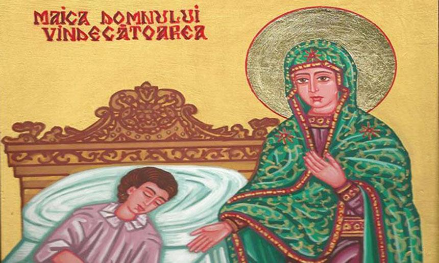 """Faimoasa Rugăciune vindecatoare către Preasfânta Născătoare de Dumnezeu """"Tămăduitoarea"""" care a insanatosit mii de oameni"""